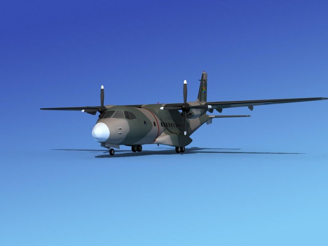 CASA CN-235 South Africa0001.jpg