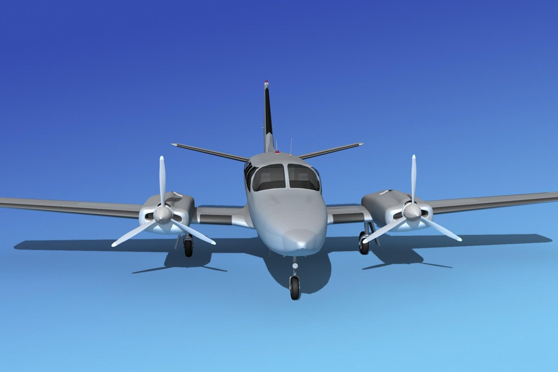 propellers cessna 404 titan max
