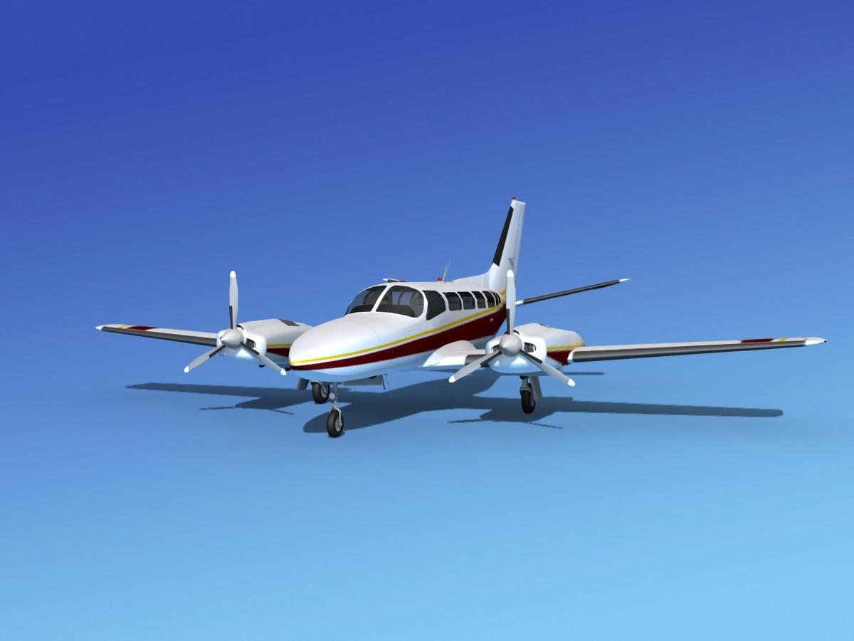 Cessna 404 Titan Corporate 2