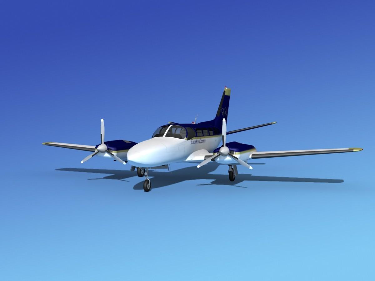 Cessna 404 Titan Executive Connection