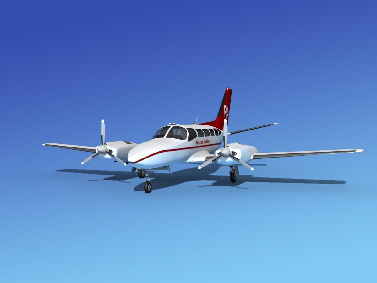 Cessna 404 Titan Richards Aviation