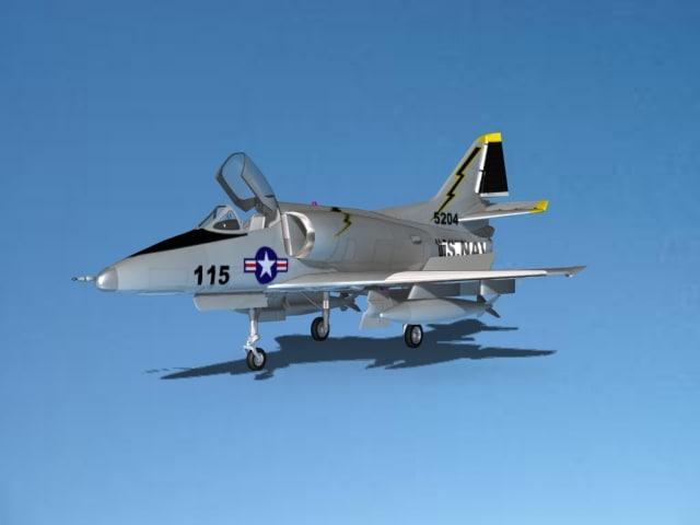 Douglas A-4D Controls VBM0001.jpg