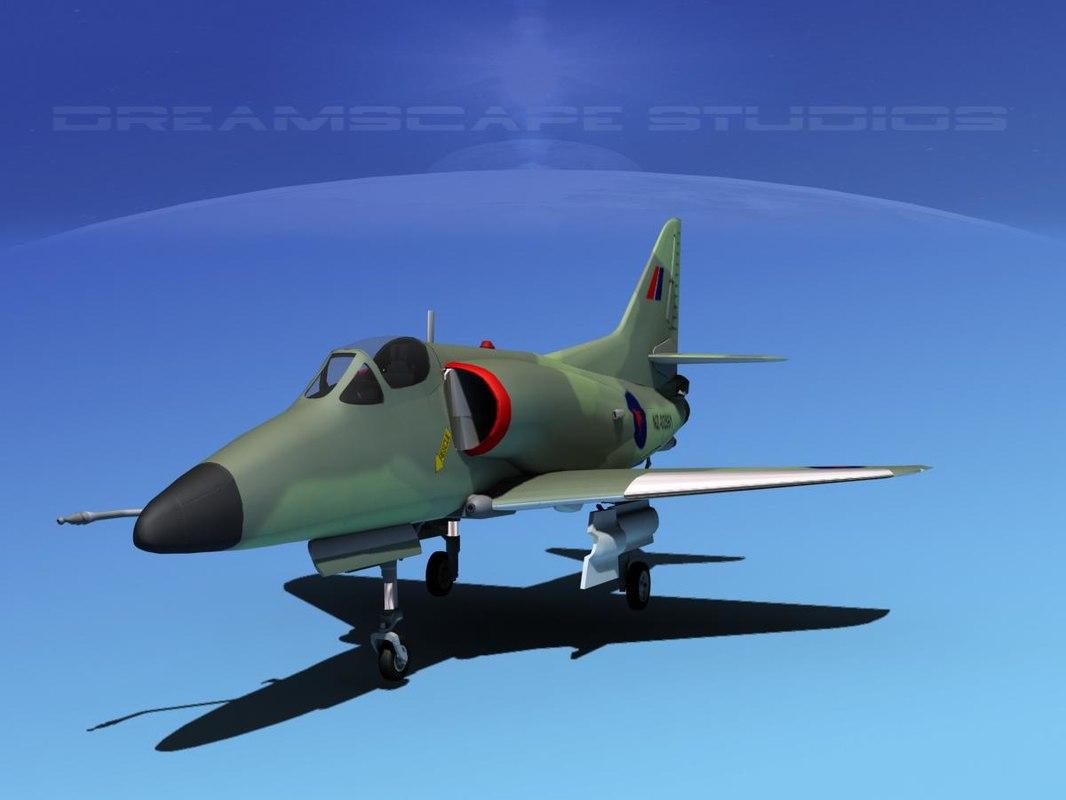 Douglas A-4D Skyhawk V14 RNZN