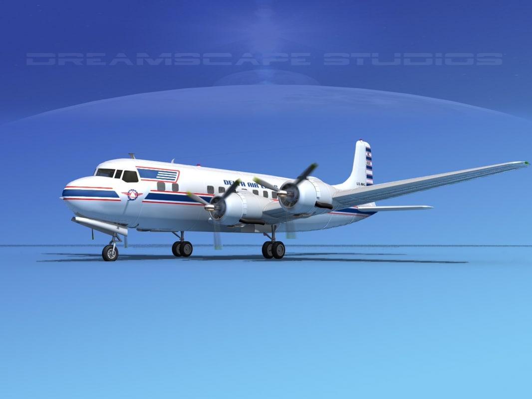Douglas DC-6 Delta 10001.jpg