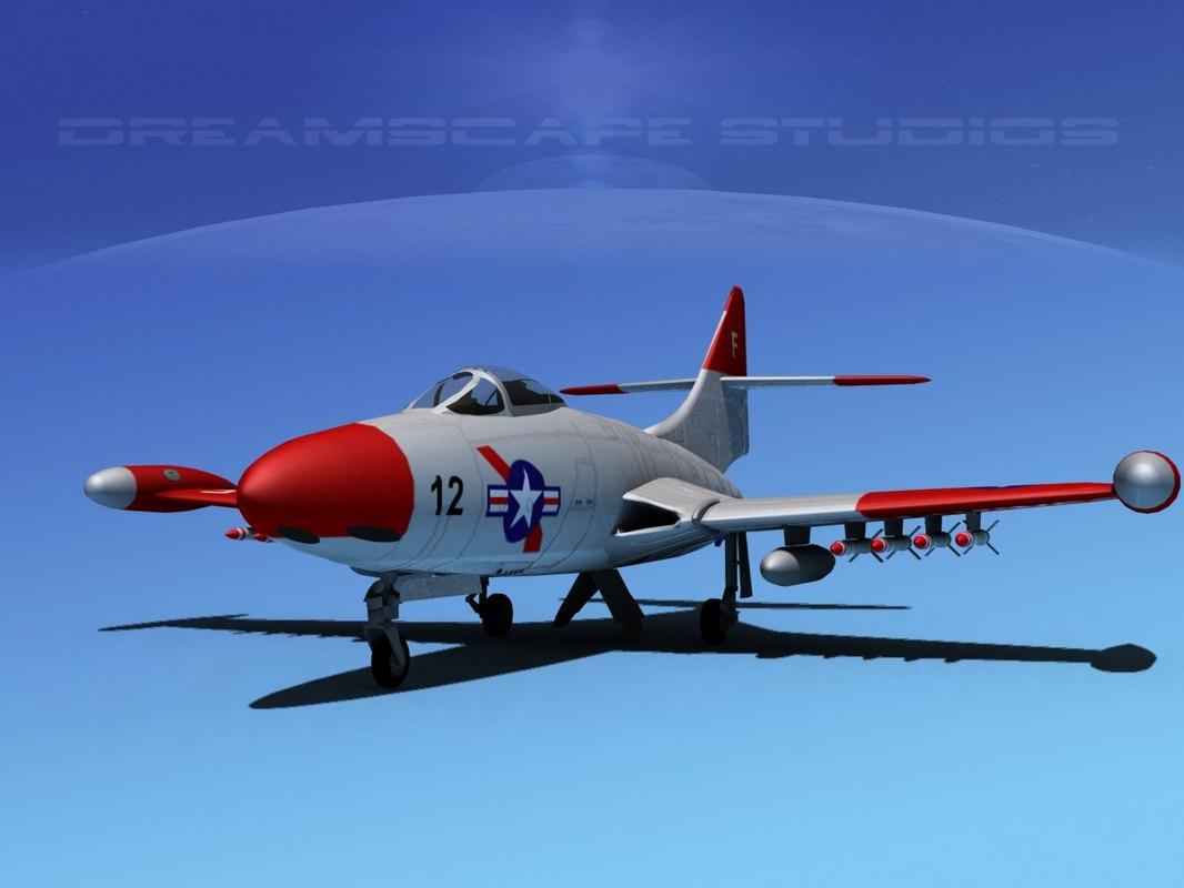 Grumman F9F-5 PantherUSMC 40001.jpg