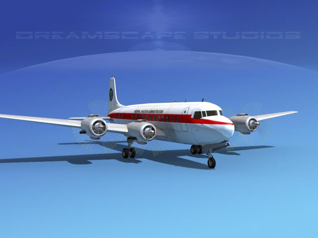 Douglas DC-6 FAA0020.jpg