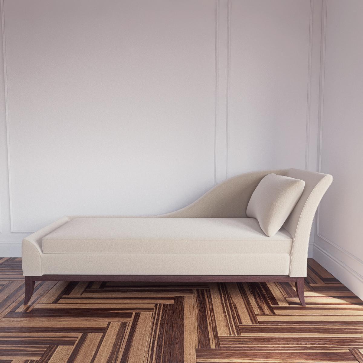 3dsmax elizabeth chaise - Chaise transparente elizabeth ...
