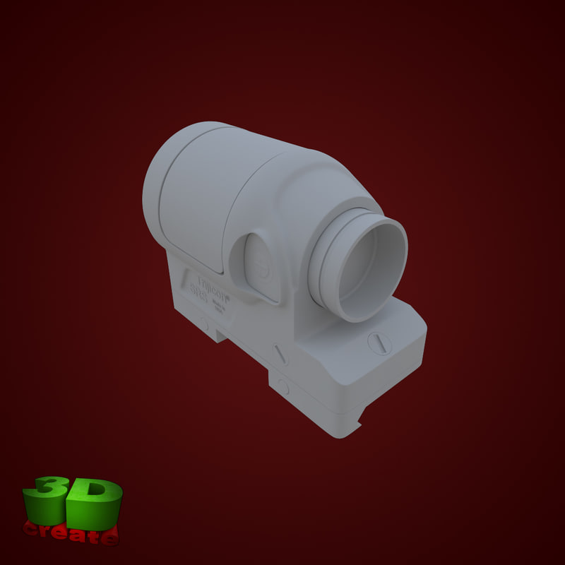 Trijicon Sealed Reflex Sight