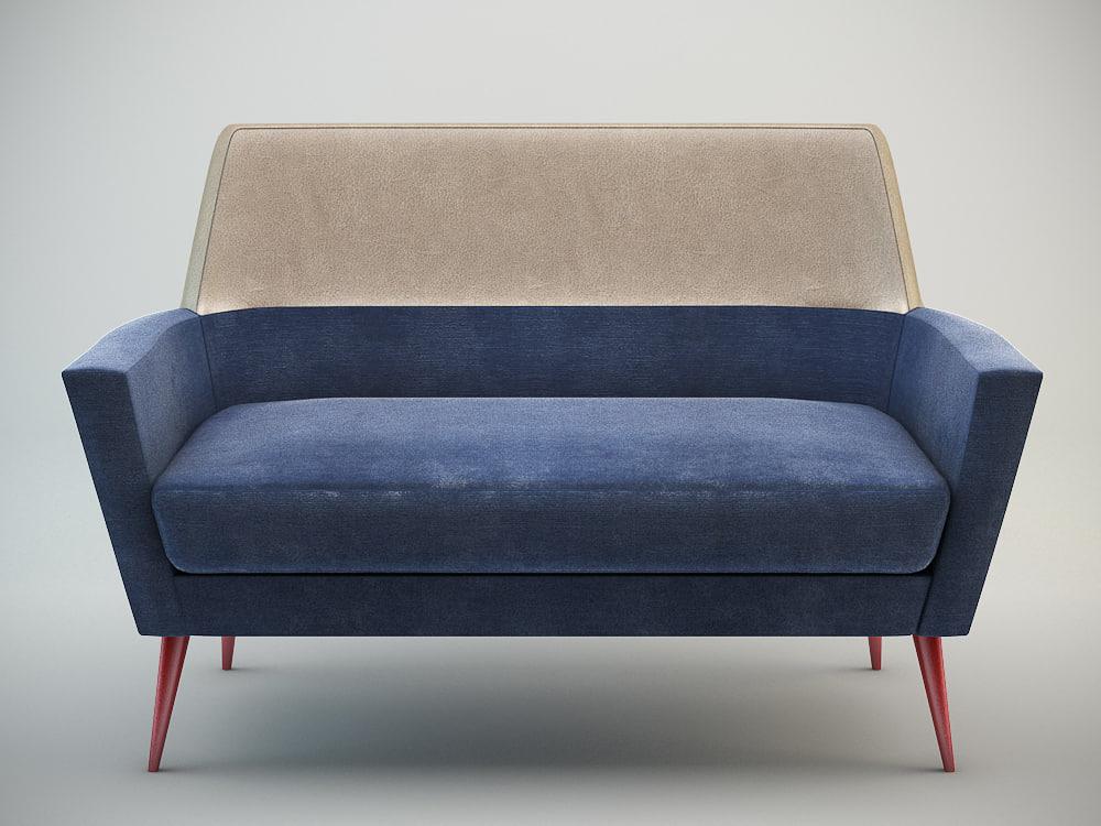 Mambo Doble Sofa