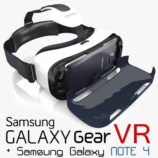 Samsung Gear VR + Galaxy Note 4