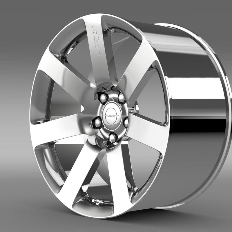 Chrysler 300 SRT8  rim