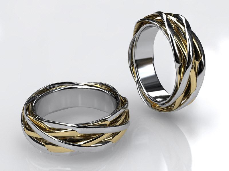 Knots ring