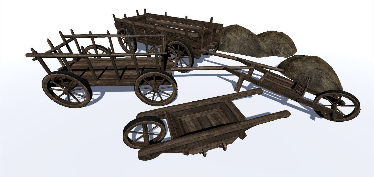 Medieval Barrows and Wagons
