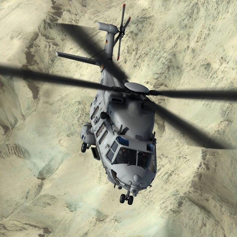 Deutsche Marine NH-90