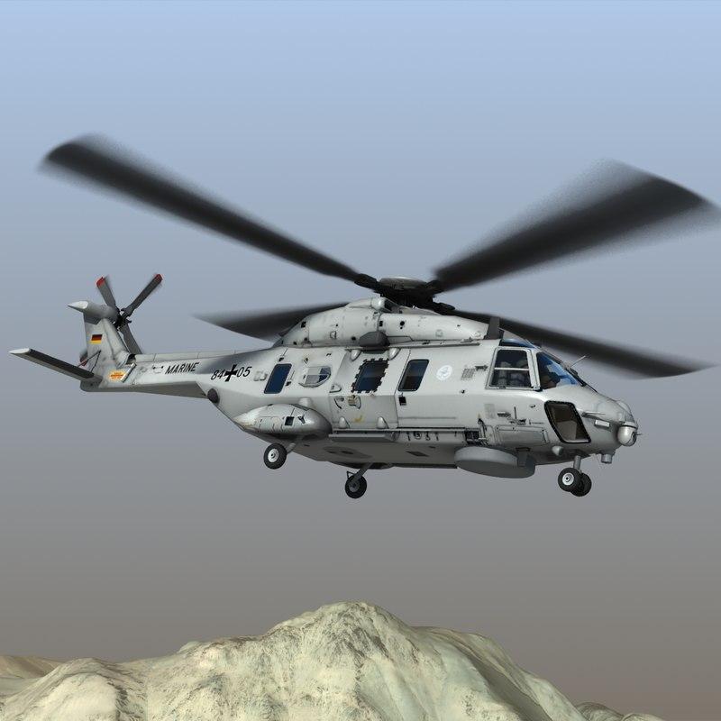 NH90 German Navy