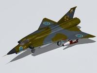 35 Draken 3D models