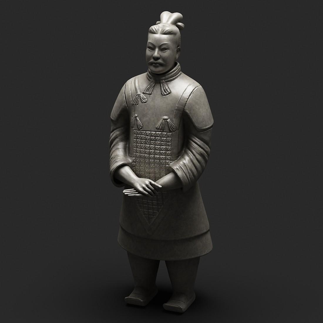 Terracotta Warrior 01