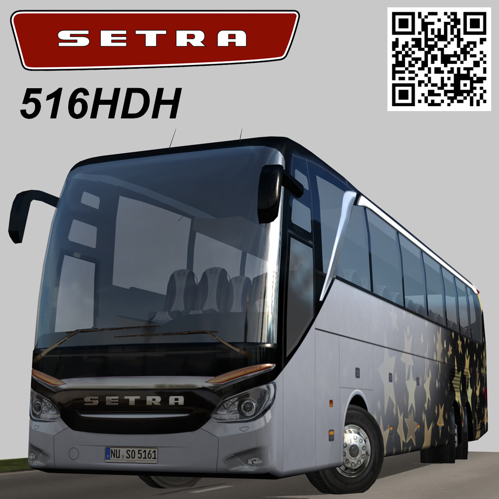 Setra S 516 HDH