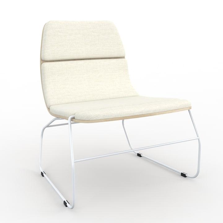 obj stripe skandiform chair