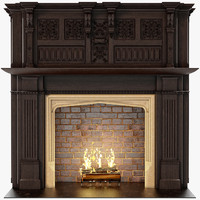 Mantel 3D models