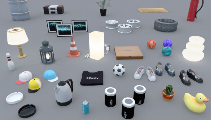 Small Props Pack