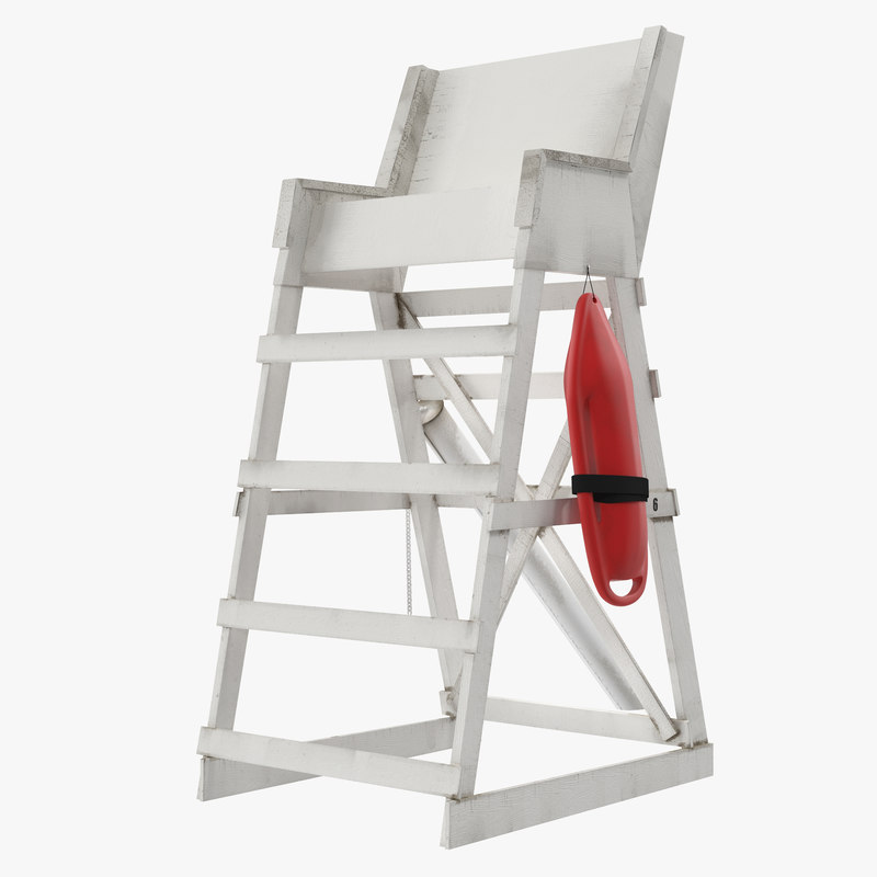 Searched 3d models for Lifeguard chair