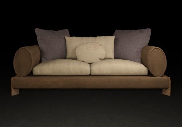 Modern Curvy Sofa high quality