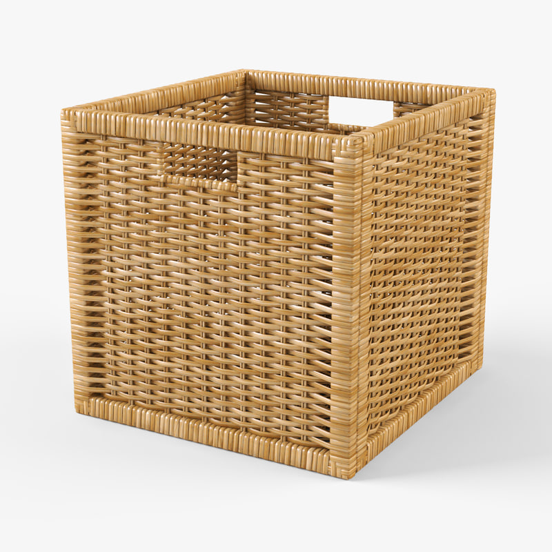 rattan basket ikea branas max. Black Bedroom Furniture Sets. Home Design Ideas