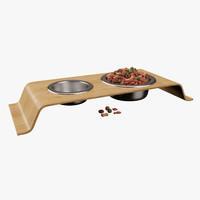 Animal Food 3D models