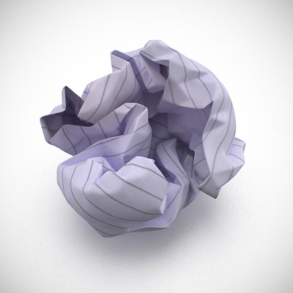 Paper Ball(1)