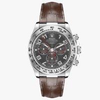 Men's Wrist Watch 3D models