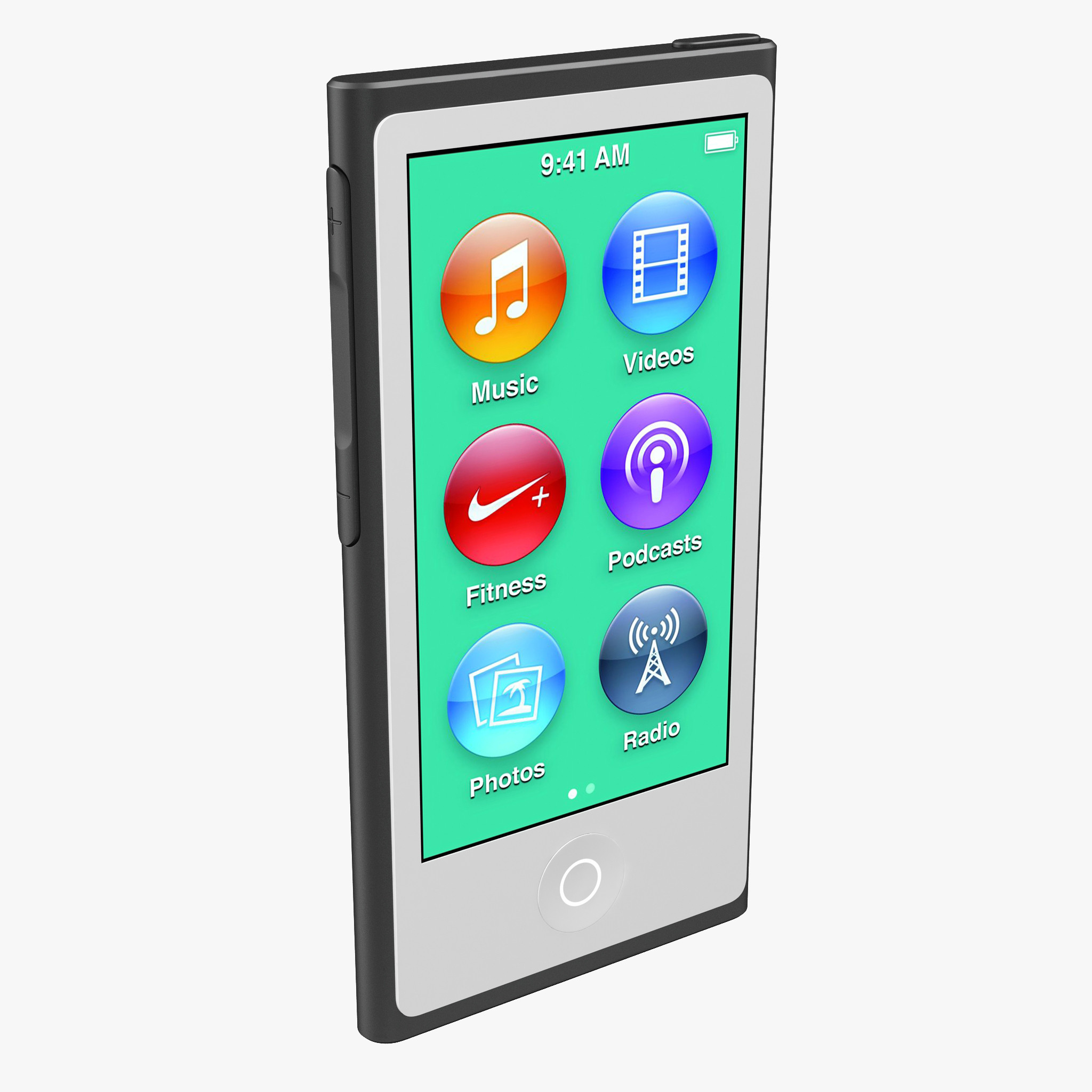 3d model of iPod Nano Black 00.jpg