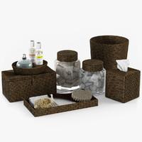 toiletries 3D models