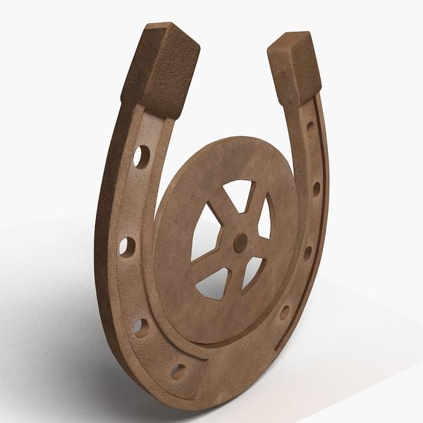 Horseshoe Luck 3D Models