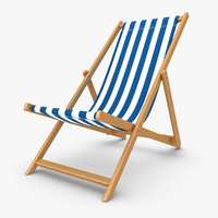 outdoor chair 3D models
