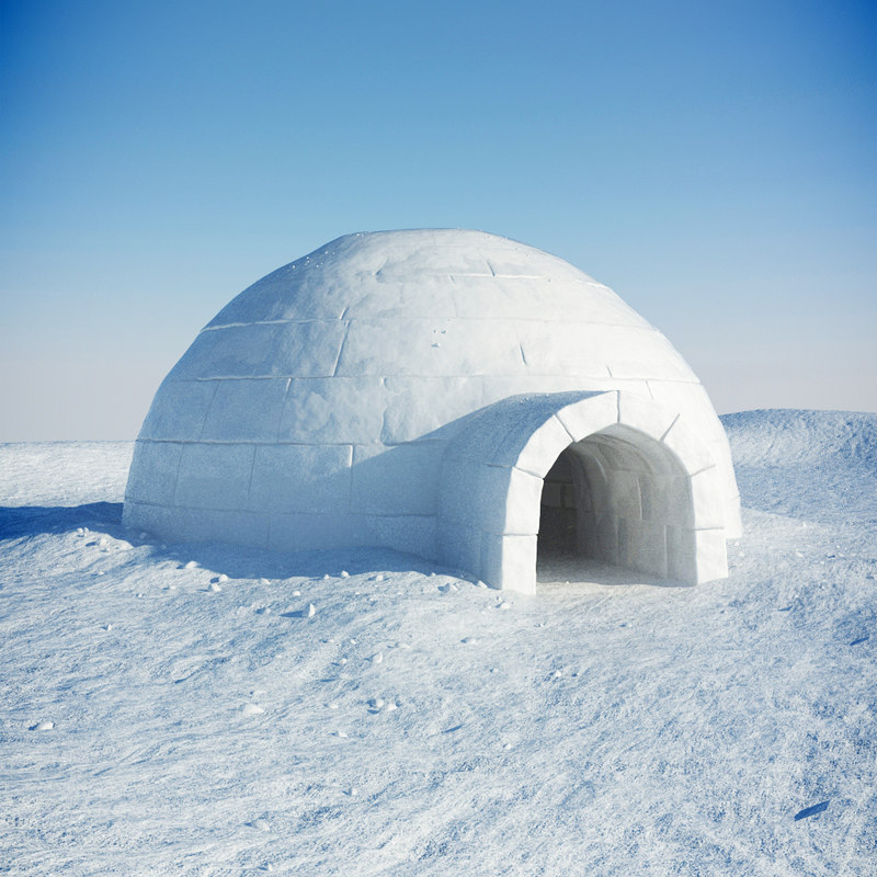 Igloo Pictures to Pin on Pinterest - PinsDaddy
