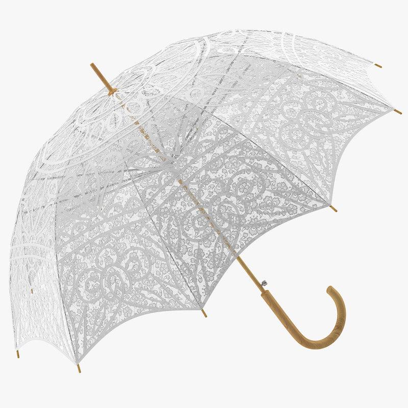 Parasol Umbrella 3d model 00.jpg