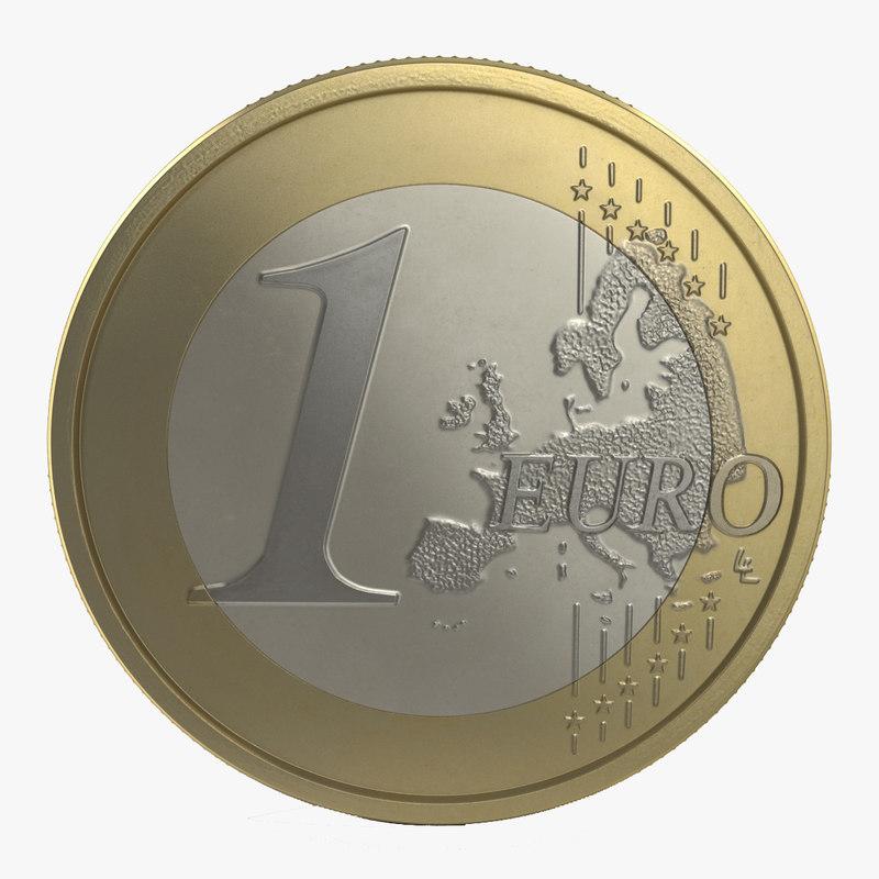 1 Euro Coin Italy