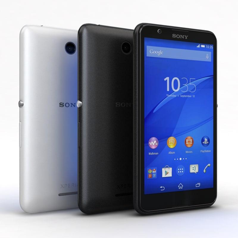Sony Xperia E4 & E4 Dual All Color