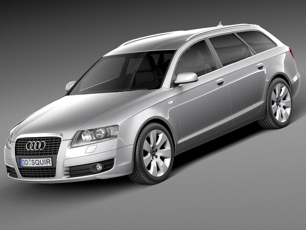 Audi A6 C6 Avant 2005-2008