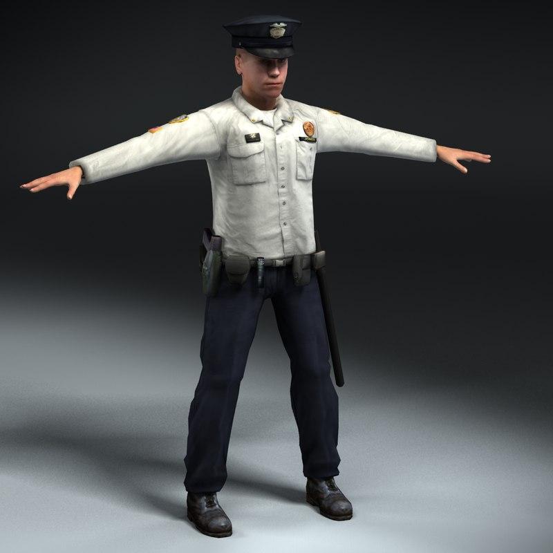 Police Officer F