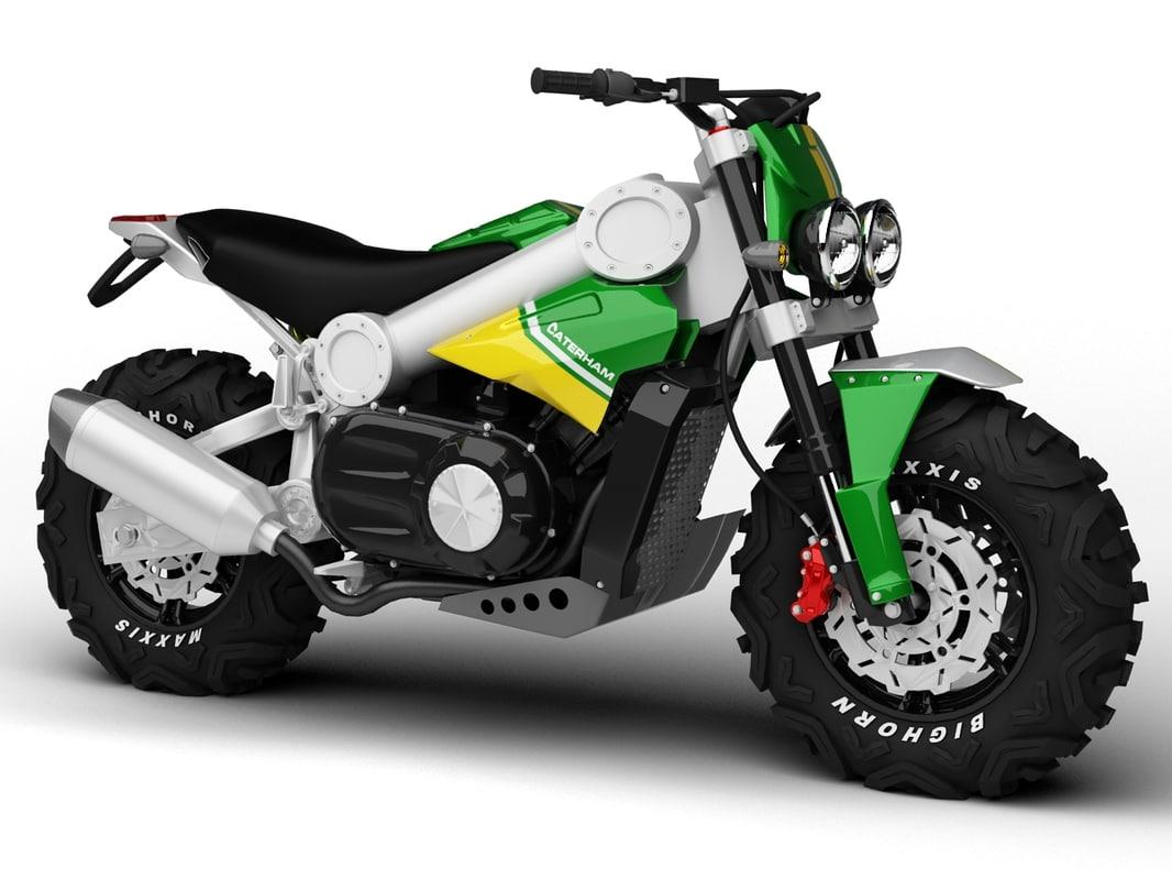 2014 Caterham Brutus 750 Motorcycle