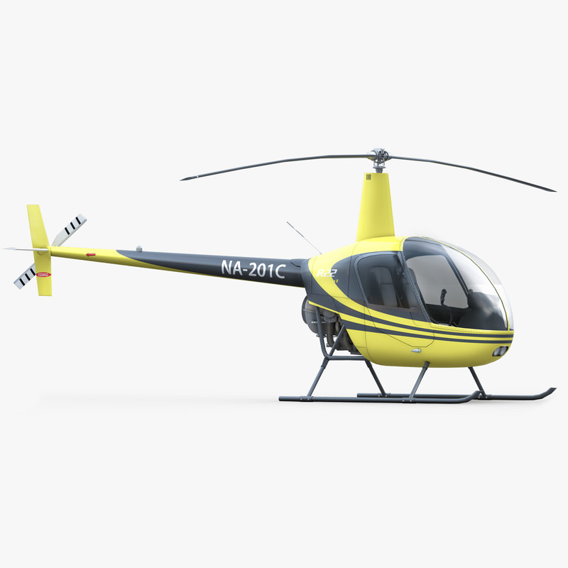 Robinson R22 Private Helicopter
