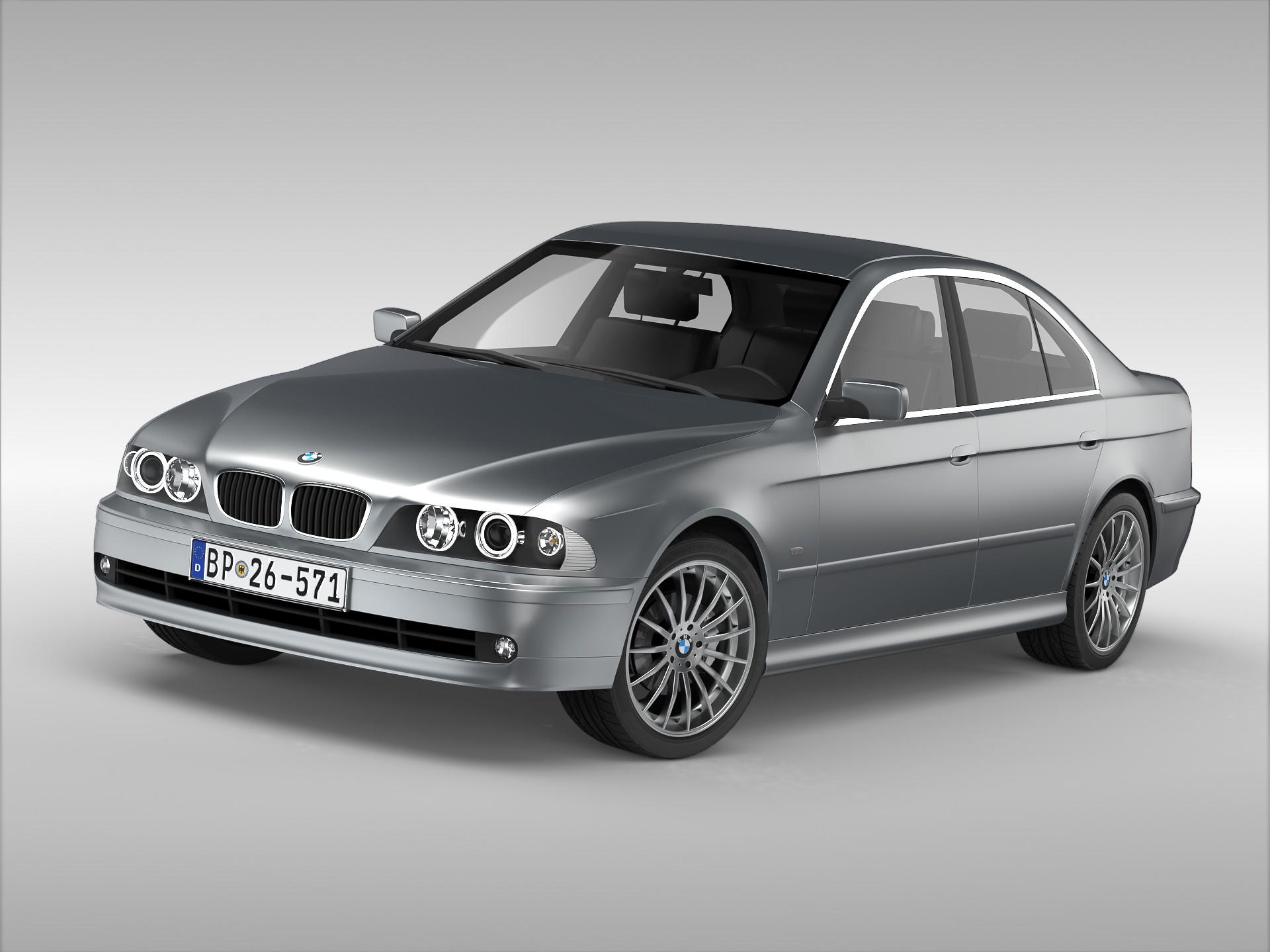 3d bmw car