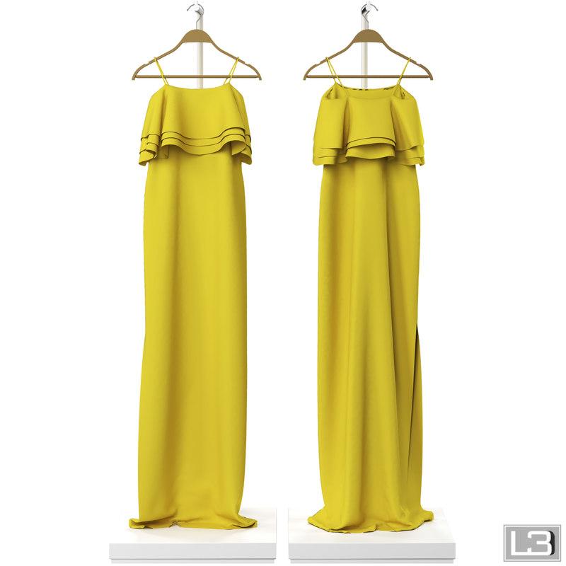 lucin3d_2015_woman dress on a hanger 01_thumbnail.jpg