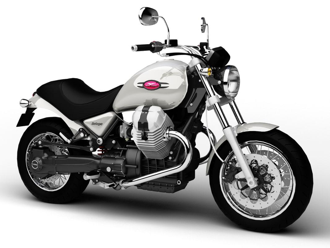 Moto Guzzi Bellagio 2014