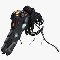 Jet Pack 3D models