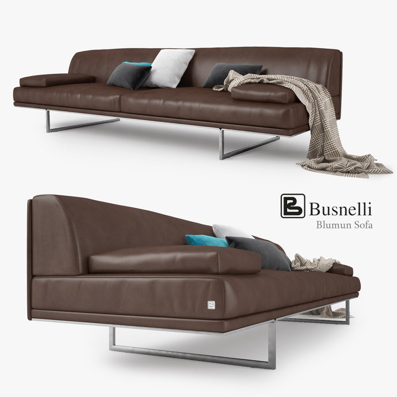 Busnelli Blumun Sofa