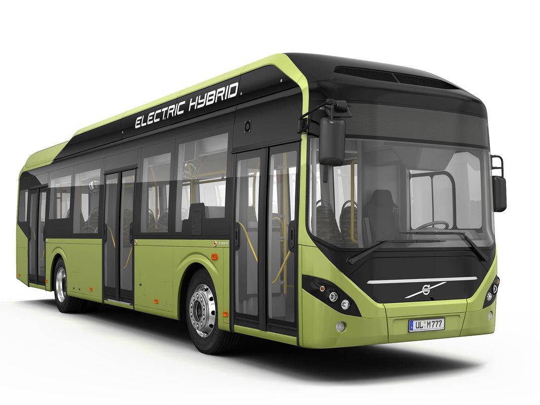VOLVO 7900 Electric Hybrid
