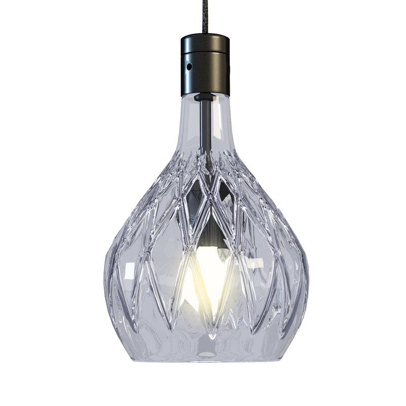Hanging lamp, Sfera - Baccarat_01.jpg